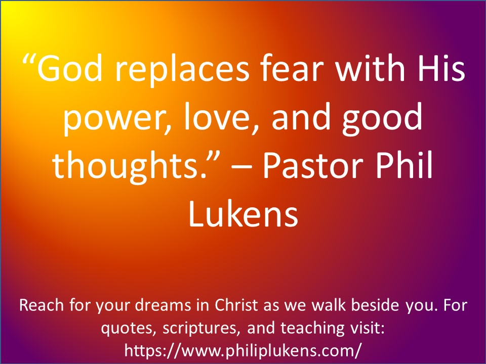 Inspiring Quotes - LUKENS MINISTRIES
